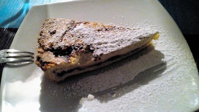 Tredicigradi, crostata con crema di ricotta