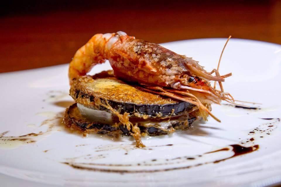 Un bel piatto di Rocco Iannone - il nome non si sa...