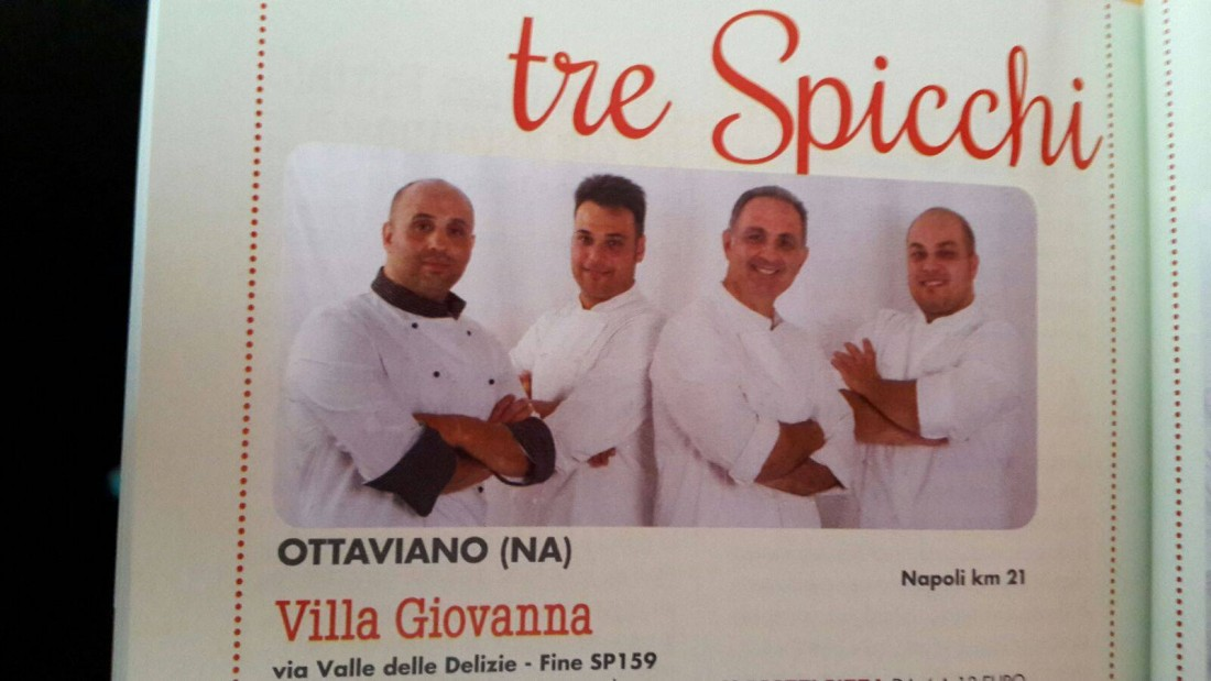Pizzeria Villa Giovanna