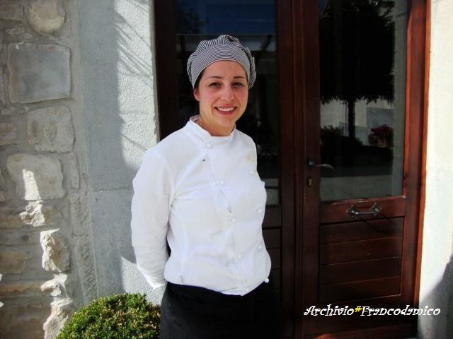 Locanda Mammi' Stefania De Pasquo chef