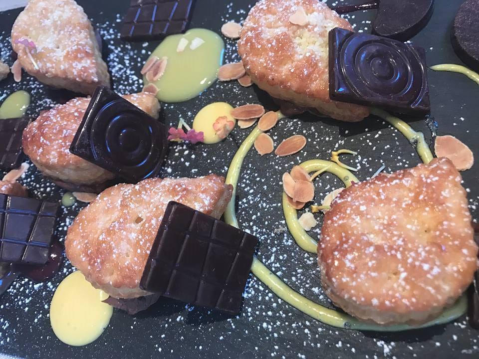 Marianna Vitale, pasta frolla e cioccolata
