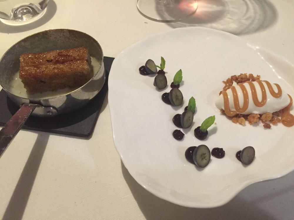 Metamorfosi di Roy Caceres, dessert