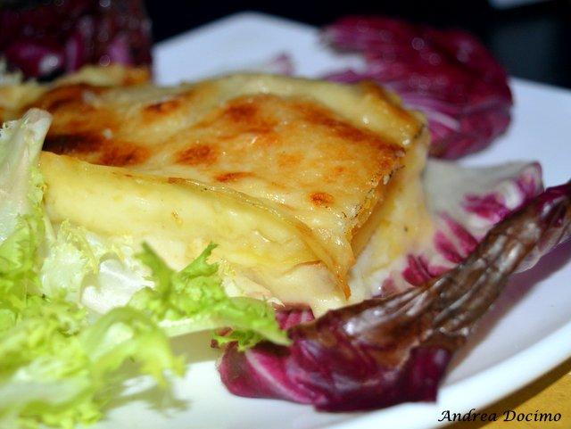 Bifburger by Bifulco a San Giuseppe Vesuviano. La parmigiana bianca