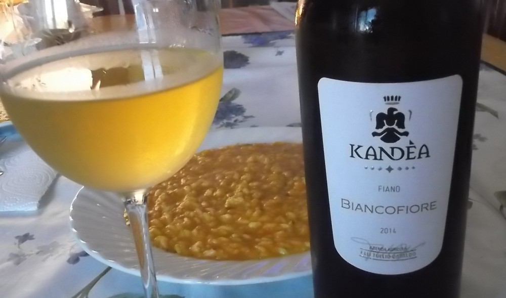 Biancofiore Fiano Daunia Igp 2014 Kandea
