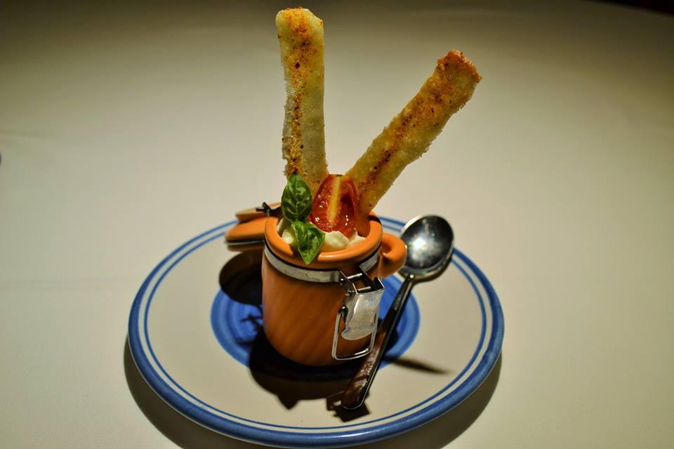 CAPO D'ORSO - Pre dessert
