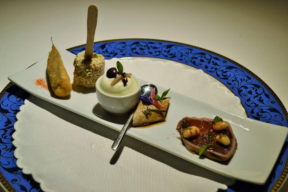 CAPO D'ORSO - Benvenuto dello chef