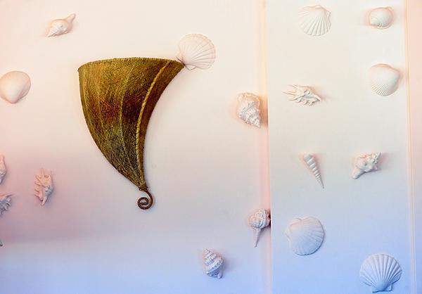 Chalet Galileo, parete