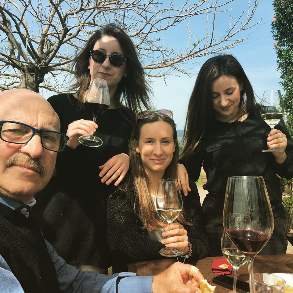La famiglia Ciabrelli