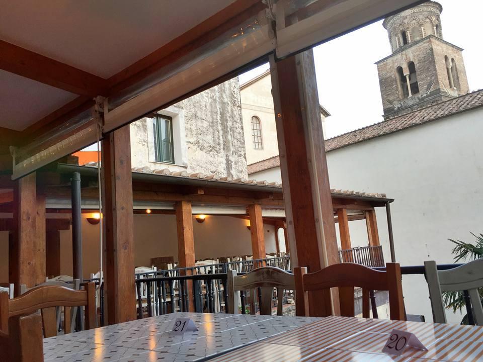 Criscemunno, il Duomo dalla veranda