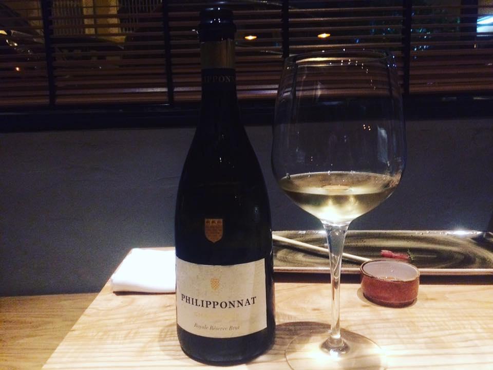 J  JAPANESE, Champagne Philipponnat Royale Reserve