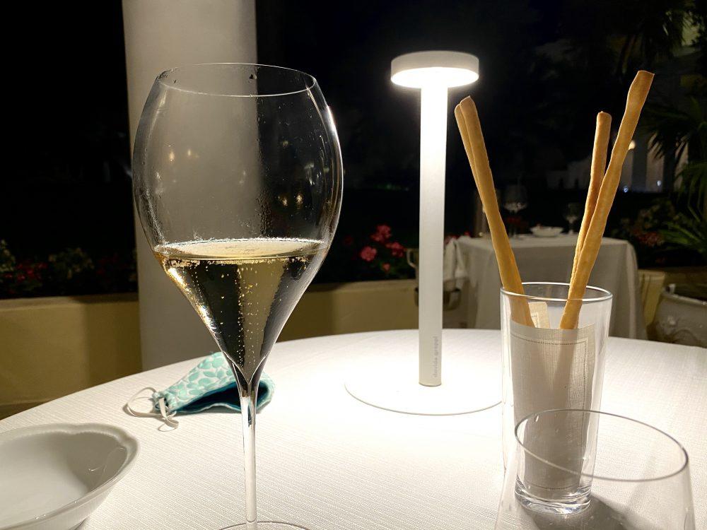 Grand Hotel Quisisana - Champagne e Grissini, si comincia