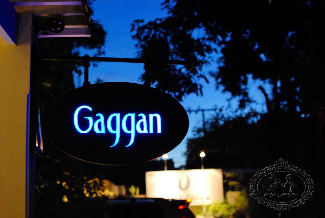Gaggan in Bangkok