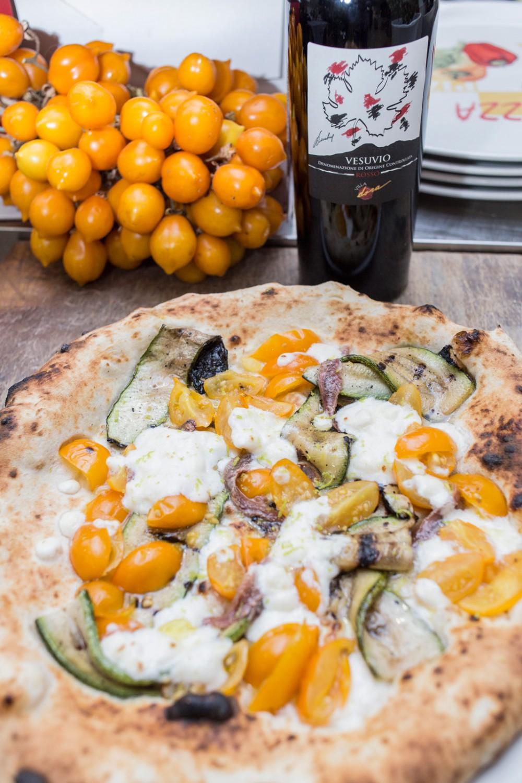 Giagiu', menzione come migliore pizza del territorio al pizzaUnesco contest-LeParule