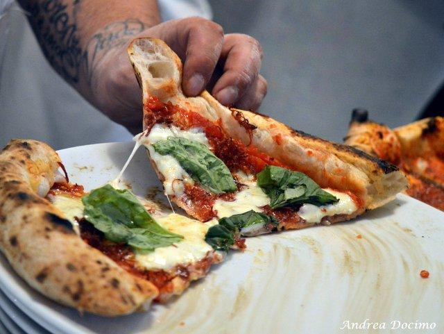 I Giganti Buoni della Pizza con Vitagliano e Martucci. La Terra di Lavoro