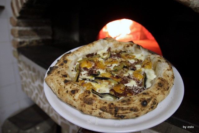 Il Segreto di PUlcinella Giuseppe Bove Pizza Mazzona