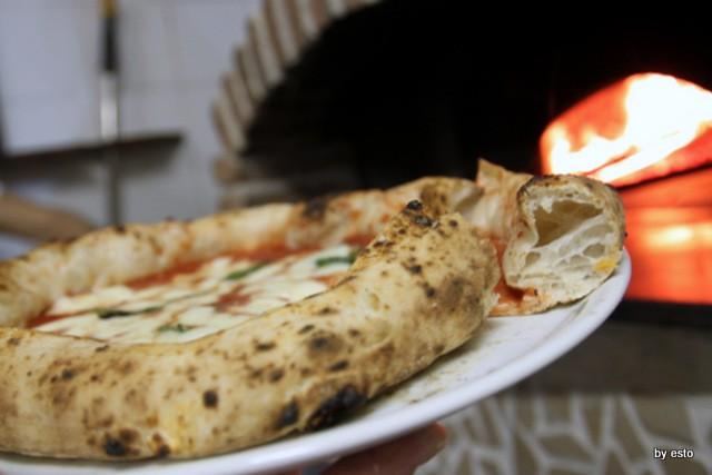 Il Segreto di PUlcinella Giuseppe Bove la pizza struttura
