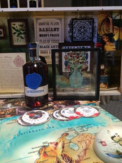 La Hechicera Rum Colombiano