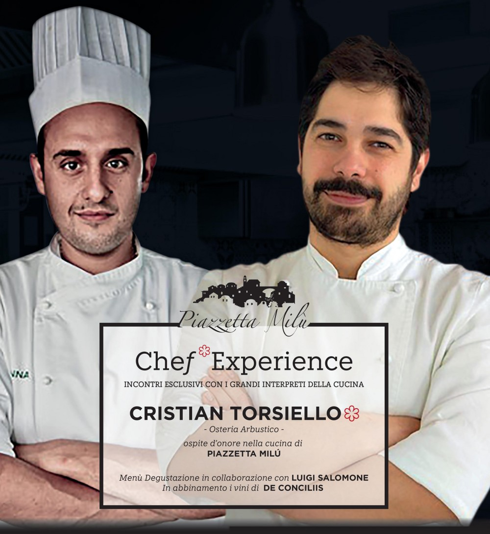 MILU Chef Experience