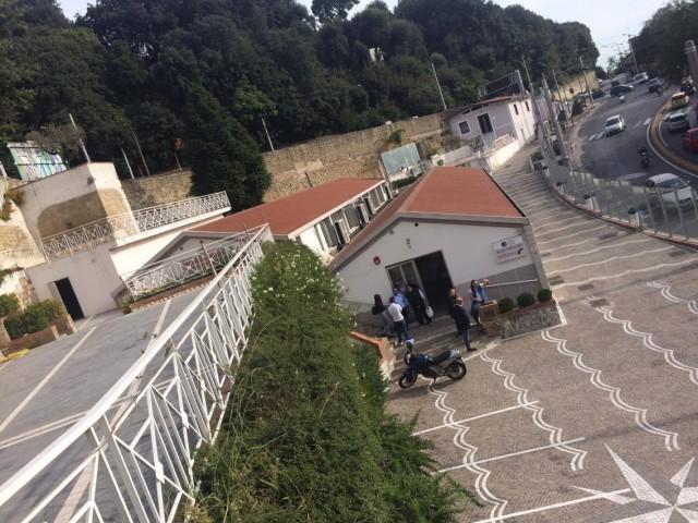 Napoli  la  nuova sede AVPN