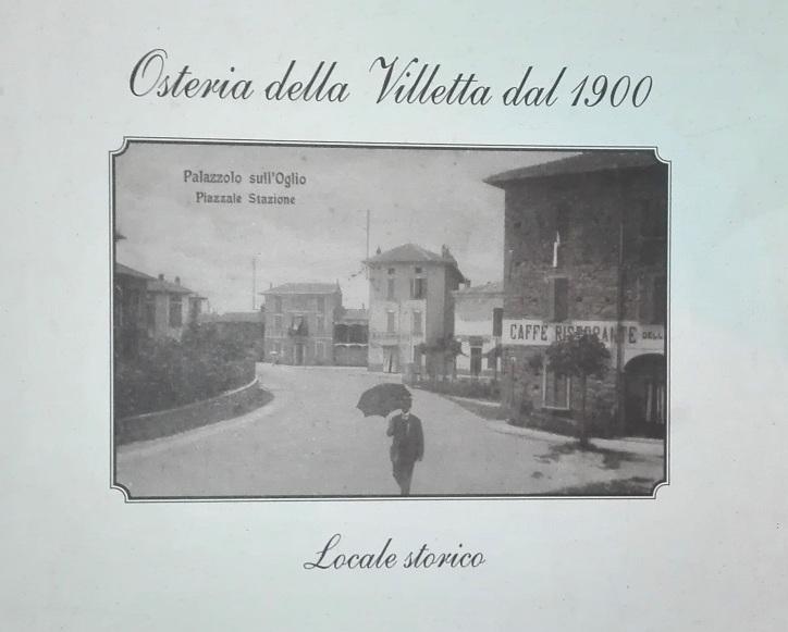 Osteria della Villetta, locale storico