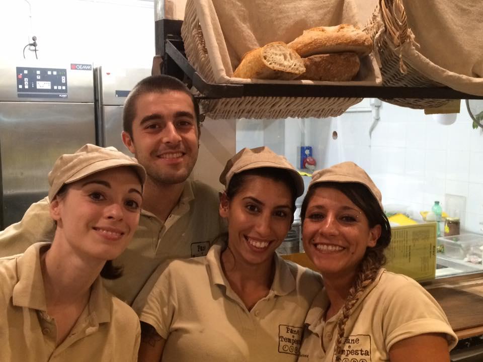Pane e Tempesta, lo staff