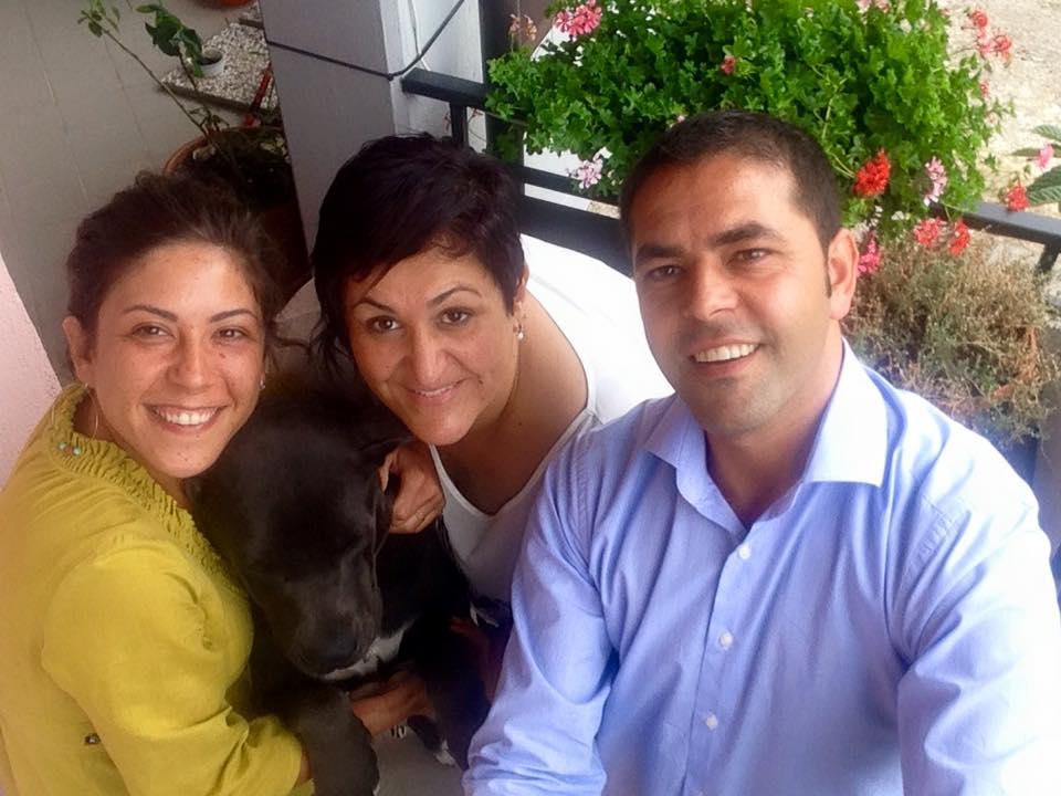 Patrizia Iannella Giorgio e Claudia Gentilcore