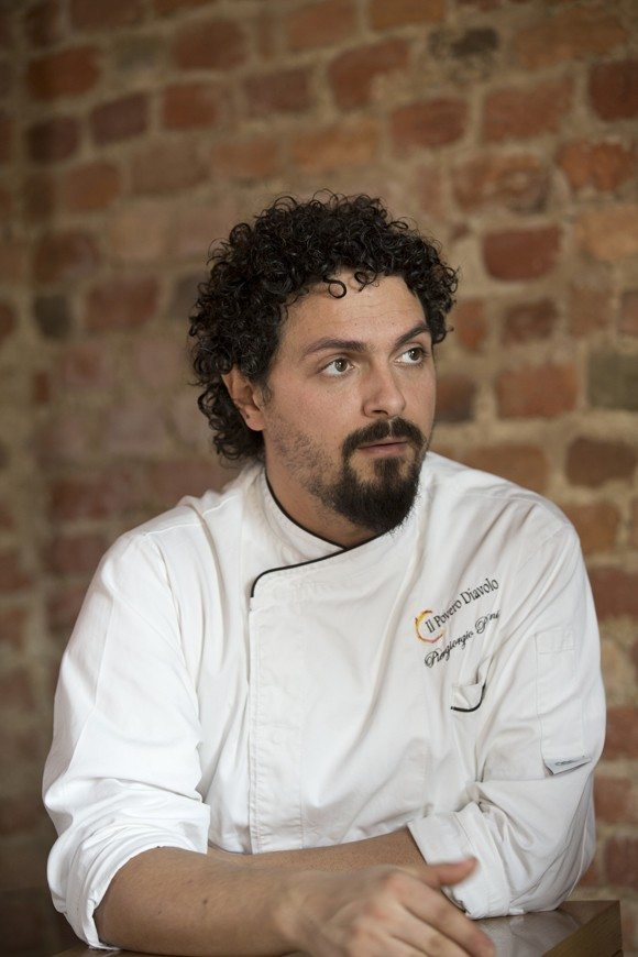 Pier Giorgio Parini - photo by Reporter Gourmet