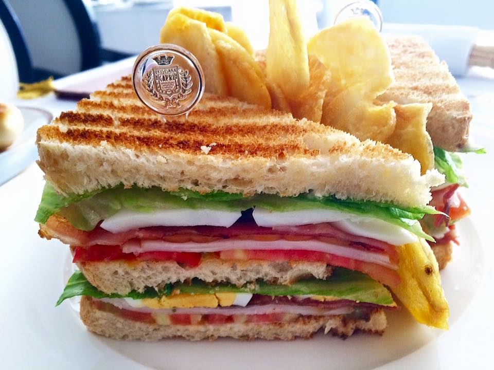 Quisisana, Quisi Club Sandwich