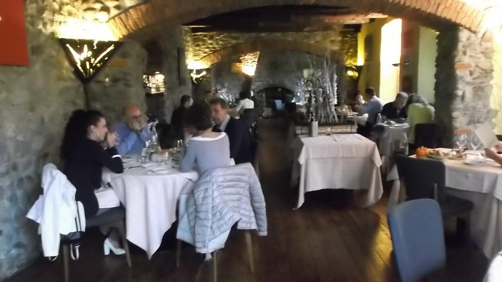 Ristorante Corte Visconti La Sala