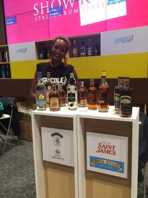 Rum Agricole presenti a Show Rum