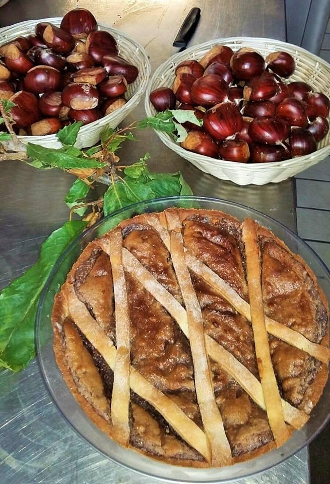 SCALA, Le castagne e la crostata