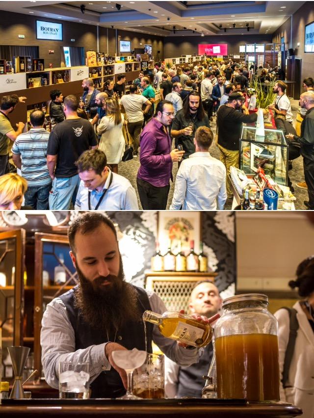 Show Rum presso A.Roma Lifestyle Hotel