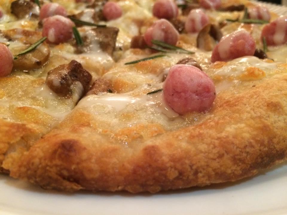 Spiazzo, una delle pizze 'spiazzanti'