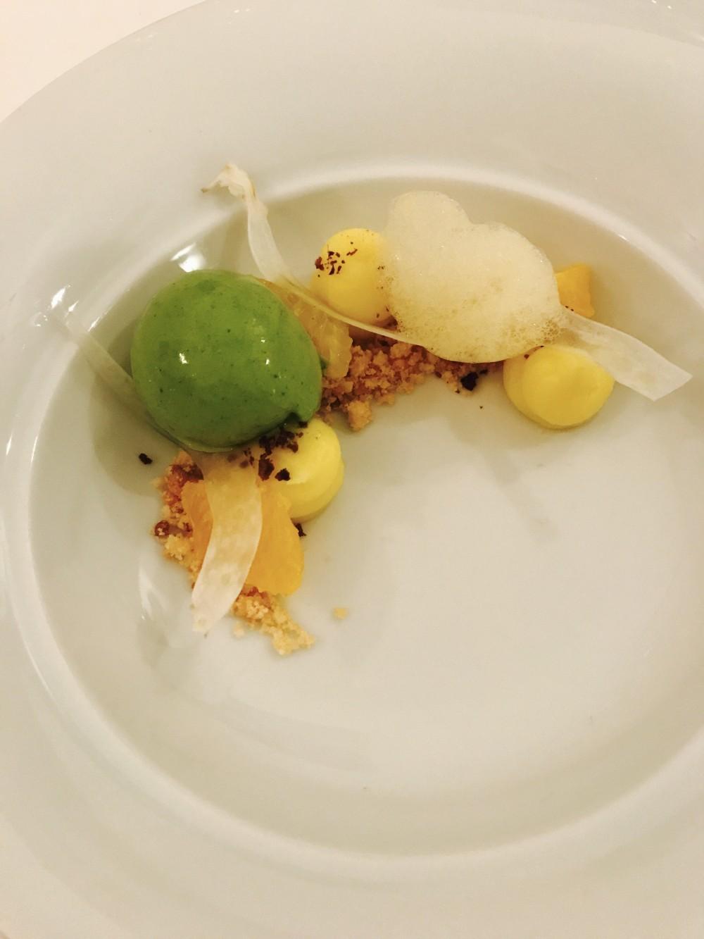 WinChef, Quasi insalata romana... arancio, finocchio, olive... cioccolato bianco