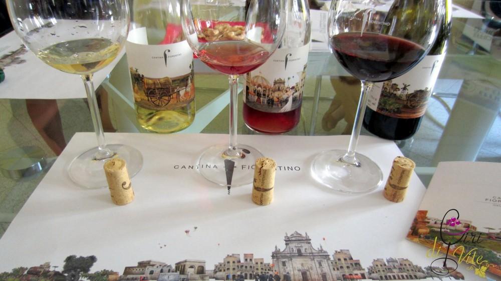 I vini di Cantine Fiorentino