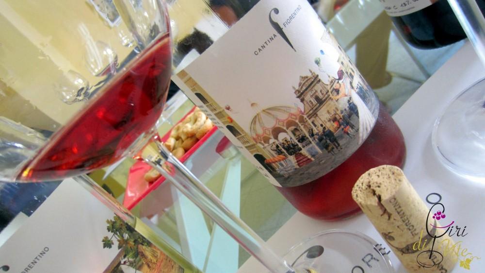 Cantina Fiorentino, Il Salento rosato