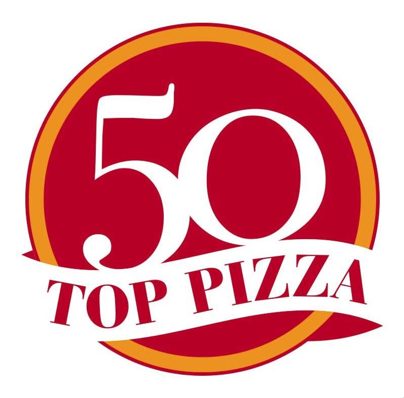 logo 50 top pizza
