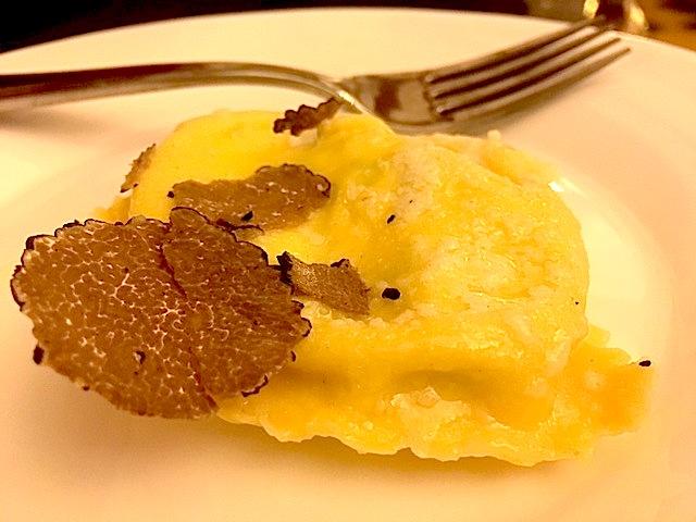 Fischietti, ravioloni