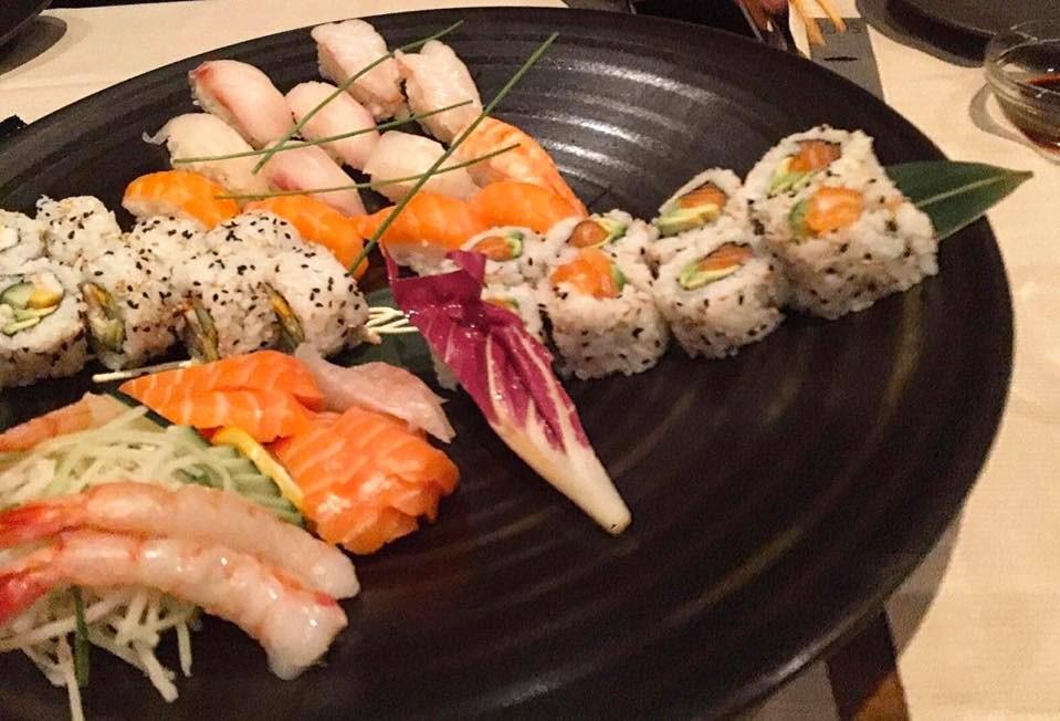Somo, Sushi Set