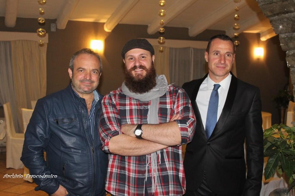 Master of Food Birra - Lorenzo Pascarella con Raffaele Formicola e Vincenzo Cillo