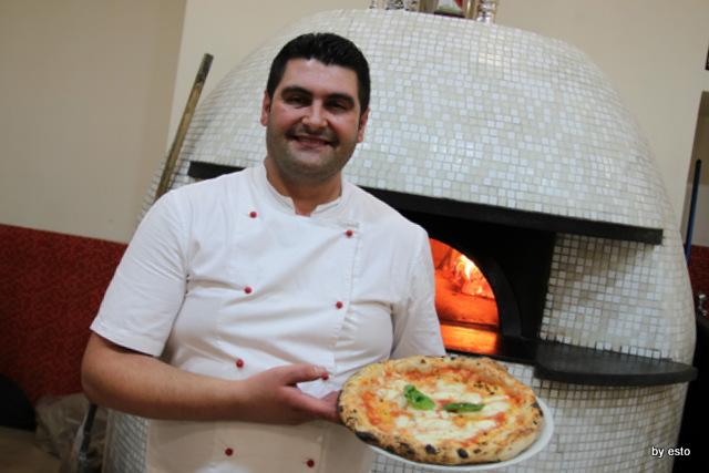 Voglia di pizza, Luigi Cippitelli