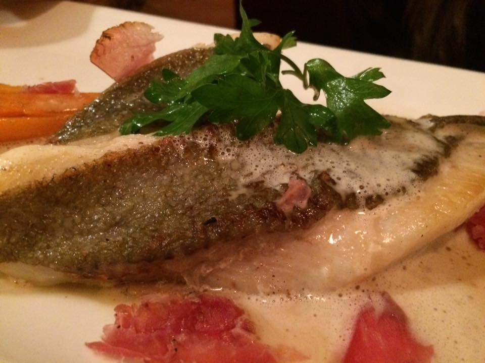 Le bistrot du Maquis, il pesce san pietro