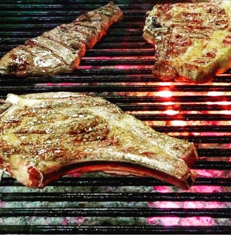 Cillo, Carne del maestro macellaio in cottura