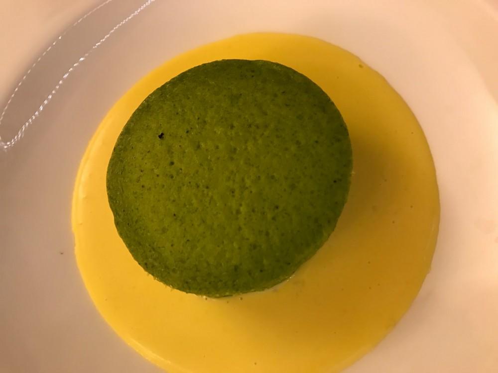 Osteria del Vicoletto, sformato di broccoli