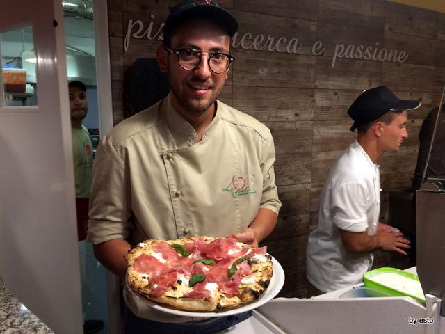 400 Gradi Andrea Godi Pizza Andrea Godi