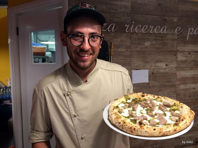 400 Gradi Andrea Godi Pizza Carminella