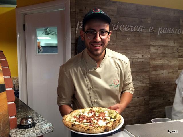 400 Gradi Andrea Godi Pizza Toto'