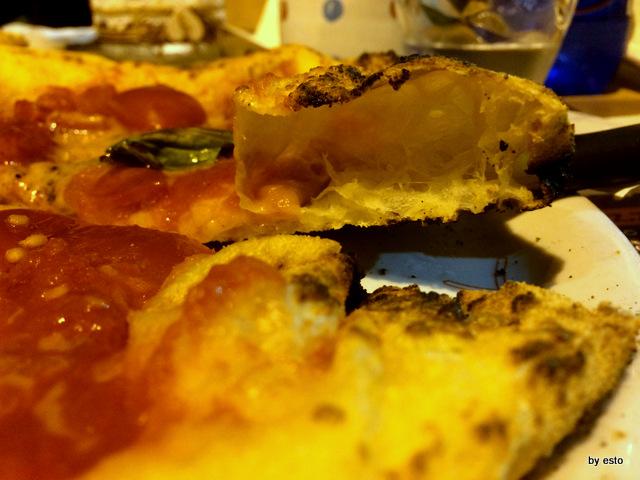400 Gradi Andrea Godi pizza struttura