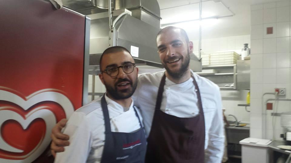 Antonio Apa e Dario De Gaetano