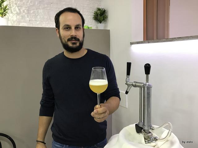 Antovin Armando Romito birrificio Maestri del Sannio